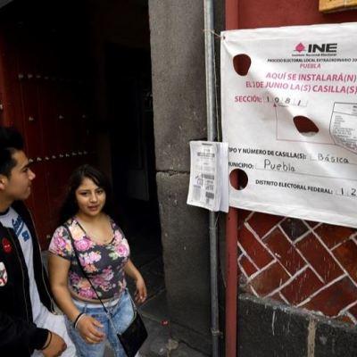 Puebla llega a las elecciones en medio de suspensos y tragedias