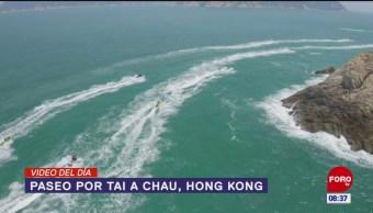 #ElVideodelDía: Paseo por Tai a Chau, Hong Kong
