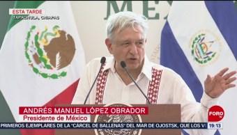 Foto: Amlo Migración Tapachula Chiapas 20 Junio 2019