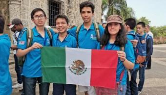 foto México triunfa en Olimpiada Matemática Centroamericana y del Caribe 21 junio 2019