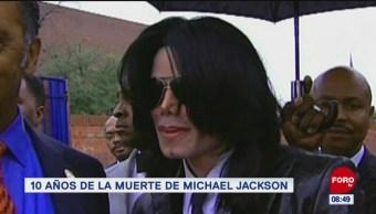 #EspectáculosenExpreso: 10 años de la muerte de Michael Jackson