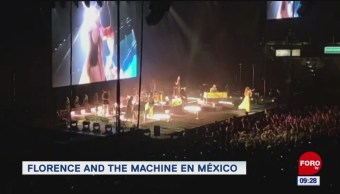 #EspectáculosenExpreso: Florence and The Machine en México