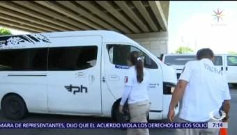 Extienden operativos de revisión en la frontera de Chiapas