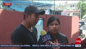 FOTO: Faltan pruebas de ADN en caso de bebé robada en Naucalpan