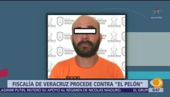 Fiscalía de Veracruz procede contra 'El Pelón' por masacre en Minatitlán