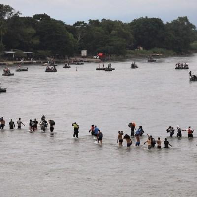 Ebrard detalla avances sobre plan para atender flujo migratorio