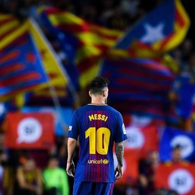 Messi, el deportista mejor pagado del mundo: Forbes