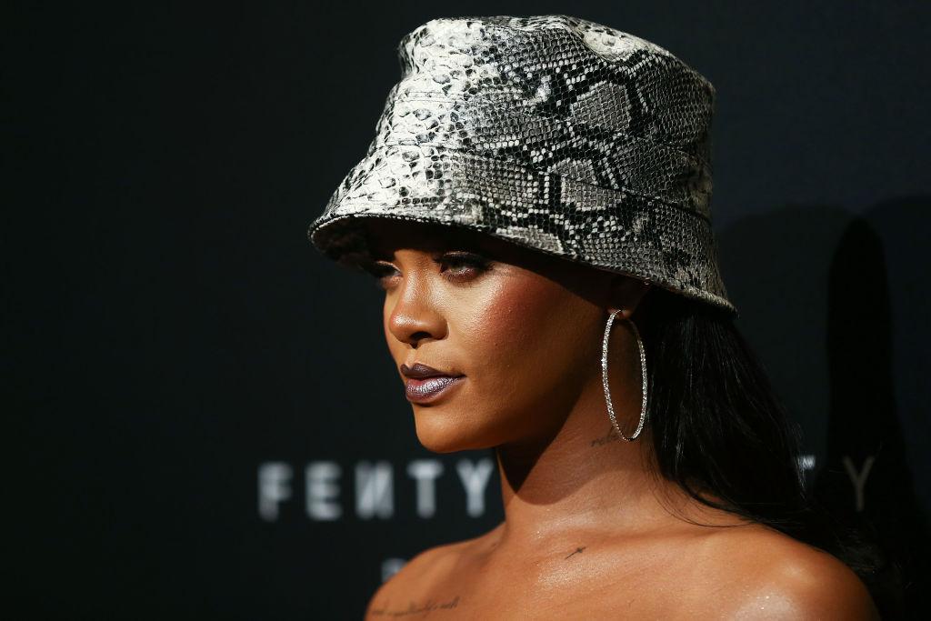 Foto: Rihanna asiste a un evento de belleza en Sídney, Australia. El 3 de octubre de 2018