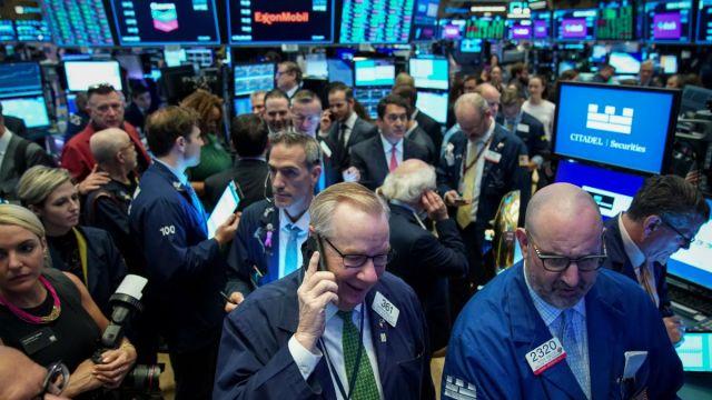 Foto: Sesión en la Bolsa de Nueva York. El 20 de junio de 2019