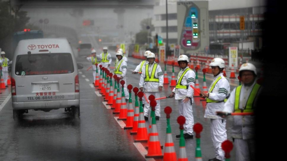 Foto: Seguridad en Osaka, Japón, por cumbre del G20, 27 de junio de 2019, Japón