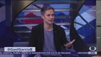 Gael García, director de 'Chicuarotes', en Al Aire