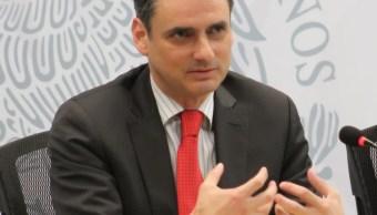 Foto García Alcocer renuncia a la Comisión Reguladora de Energía 3 junio 2019