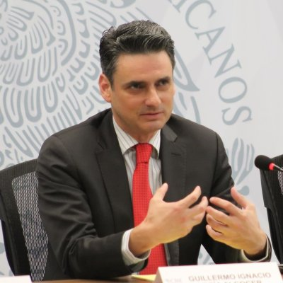 García Alcocer renuncia a la Comisión Reguladora de Energía