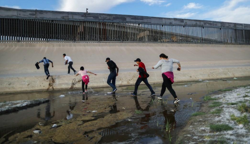 foto Encuentran muertos a una mujer, un niño y dos bebés cerca del río Bravo 19 de mayo de 2019