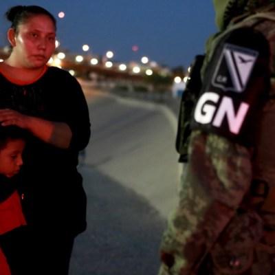 AMLO: Guardia Nacional busca regular entrada de migrantes a México