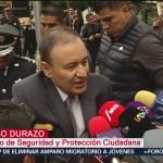 Foto: Guardia Nacional Veracruz Durazo 3 Junio 2019