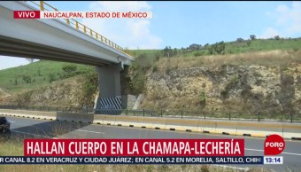 FOTO: Hallan cuerpo en Naucalpan, Estado de México, 16 Junio 2019