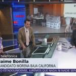 Hartazgo llevó al triunfo de Morena en Baja California: Jaime Bonilla