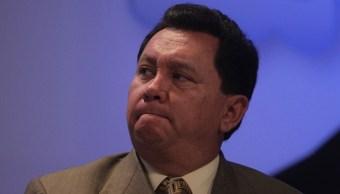 Foto: El diputado local Héctor Alonso Granados sea separado de la bancada de Morena en el Congreso de Puebla, junio 1 de 2019 (Imagen: El Popular.mx)