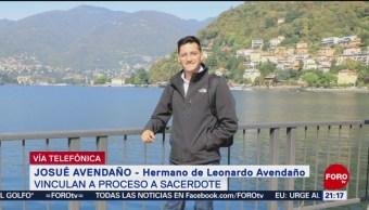 Foto: Hermano Leonardo Avendaño Investigaciones Pgjcdmx 24 Junio 2019