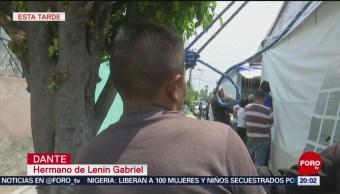 Foto: Hermano Niño Muerto Neza Pide Justicia Niño Neza 26 Junio 2019