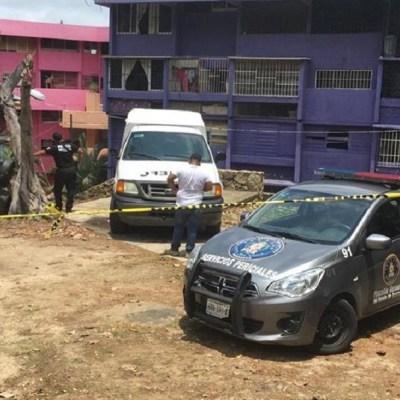 Matan a dos adultos y una menor en un departamento en Acapulco