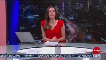 Foto: Hora 21 Julio Patán Forotv 11 Junio 2019