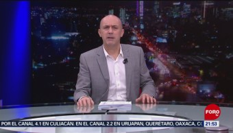 Foto: Hora 21 Julio Patán Forotv 12 Junio 2019