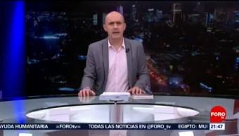 Foto: Hora 21 Julio Patán Forotv 17 Junio 2019