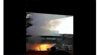 Se registra conato de incendio en el Auditorio Nacional