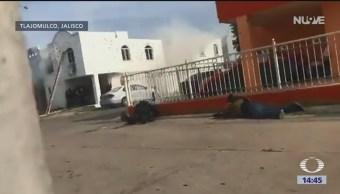 Foto: Investigan enfrentamiento entre policías y civiles armados en Jalisco