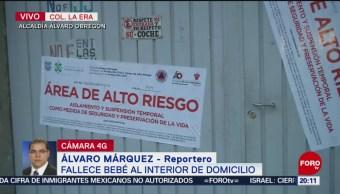 Foto: Investigan Muerte Niña Guardería Cdmx 12 Junio 2019