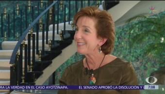 Jacobson: AMLO tiene que darse cuenta como es Trump