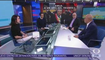 La imagen de AMLO a un año del triunfo electoral, el análisis