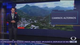 'La tierra de nadie', la otra ruta migratoria en Chiapas