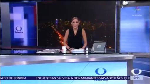 Las noticias, con Danielle Dithurbide: Programa del 25 de junio del 2019