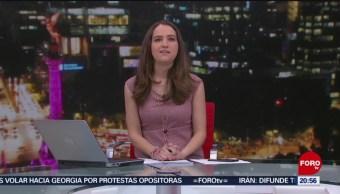 Foto: Las Noticias Danielle Dithurbide Forotv 21 Junio 2019