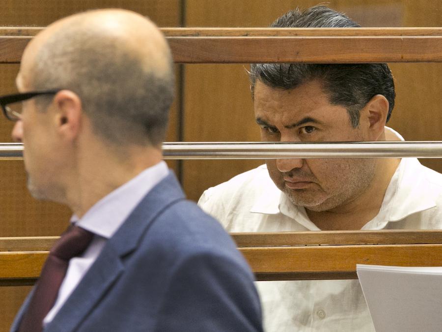 Foto Líder de la Luz del Mundo comparece ante juez de California 6 junio 2019