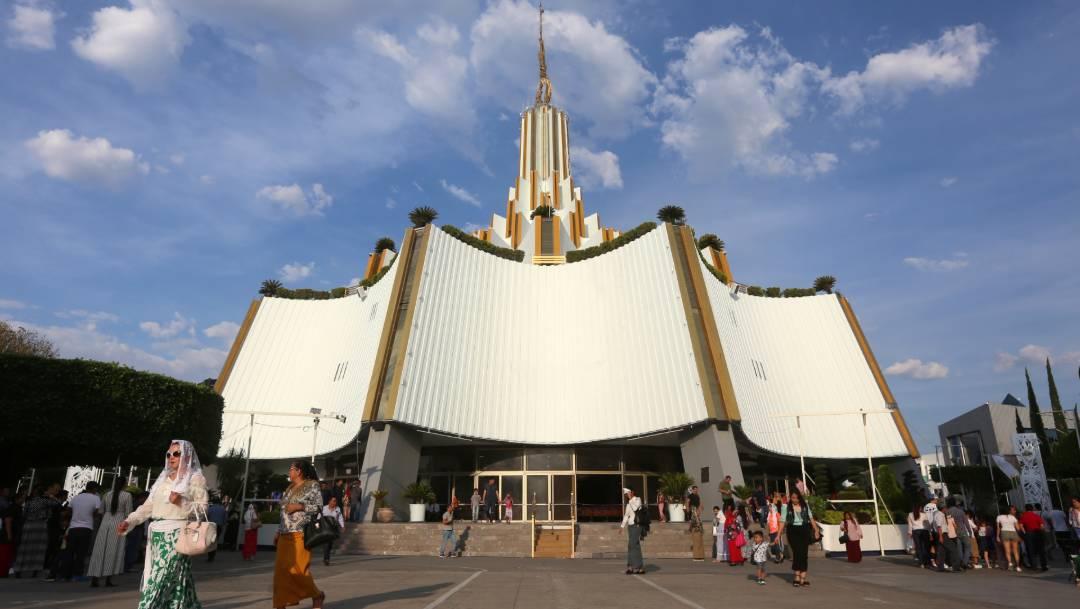 Foto: Según datos de la misma organización, la iglesia cuenta con cinco millones de fieles en 58 países, el 23 de junio de 2019 (Reuters)