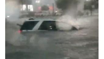 FOTO Lluvias provocan inundaciones en Reynosa, hay un muerto (FOROtv 25 junio 2019 reynosa)