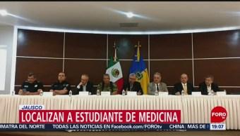 Foto: Estudiante Desaparecido Jalisco Jessy Pacheco 21 Junio 2019