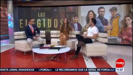'Los Elegidos', nueva serie que se estrena el próximo 1 de julio por 'Las Estrellas'