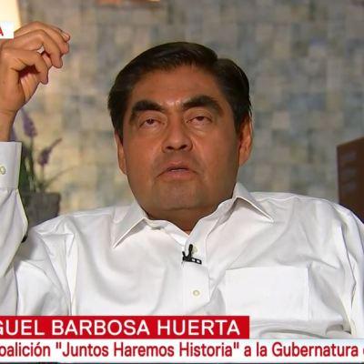 Fomentaré un diálogo con otras fuerzas política: Barbosa