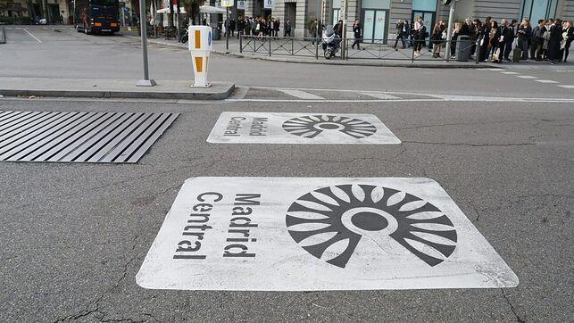 FOTO Madrid reduce contaminación, mayo registra el aire más limpio (eldiario 2018 madrid)