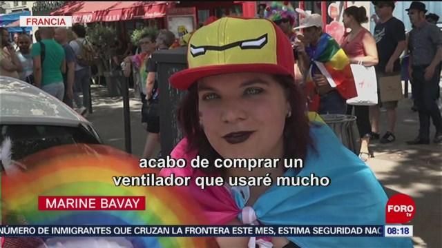 FOTO: Marcha del orgullo gay en el mundo, 30 Junio 2019