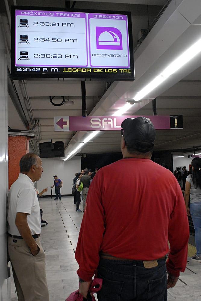 FOTO Metro CDMX muestra avance de trenes en tiempo real (STC Metro 17 junio 2019 cdmx)