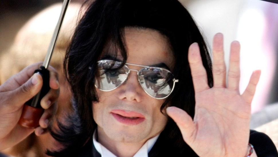 Foto: Michael Jackson cumple diez años de muerto, 13 de junio de 2005, California, Estados Unidos