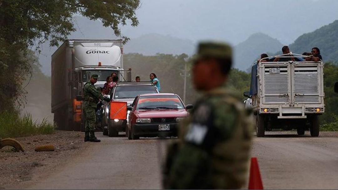 Foto: Policía Federal, Sedena, Semar y la Guardia Nacional realizan operativo para rescatar migrantes indocumentados, 21 junio 2019