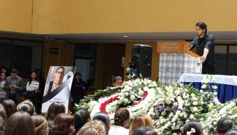 Mamá de Norberto Ronquillo lamenta muerte de su hijo
