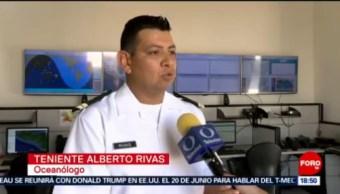 Foto: Monitorean Sismos Mundo Desde Veracruz 14 Junio 2019